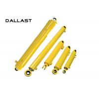 Buy cheap Double Acting Custom  Dump Truck Tipper Truck Hydraulic Cylinder product