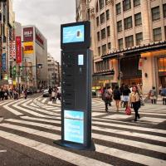 Buy cheap Winnsen Advertising Smart Phone Charging Kiosk RFID Operated Glass Door Locker from wholesalers