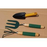 Wooden rake and shovel tools quality wooden rake and for Small rake garden tools