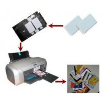 Buy cheap Blank Inkjet Business Card For Epson Printer T50 T60 A50 P50 In Stock For Sale from wholesalers