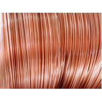 Buy cheap Soft Copper Coated Bundy Tube For Wire-tube Condenser , Evaporators from wholesalers