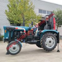 Buy cheap 80m to 150m Tractor Mounted Water Well Drilling Rig TDT150 CCC & ISO from wholesalers