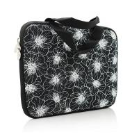 Buy cheap Anti-shock 9.7inch black business travel Handle neoprene netbook Case Bag from wholesalers