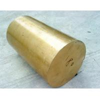 Buy cheap Yellow Phosphor Bronze Rod With Round Shape C90500 CuSn8 C95400 C83600 C84400 C93200 from wholesalers