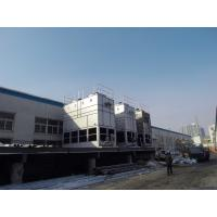 Buy cheap Closed Type Industrial Water Cooling Towers 1000000 Kcal/H Cooling Capacity from wholesalers