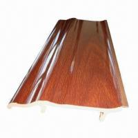 Buy cheap PVC skirting board from wholesalers