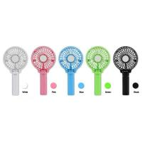 Buy cheap China USB Rechargeable battery powered Desk Table portable mini fan from wholesalers
