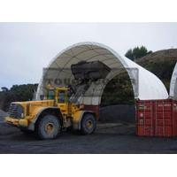 Buy cheap Low cost, Easy assembly, 20ft and 40ft shipping container cover from wholesalers
