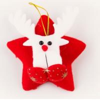 Buy cheap Christmas Decorations Accessories Fashional Design Santa Clause Deer from wholesalers