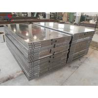 Buy cheap Heat Press Machine Parts Steel Heat Plate for Composite Materials Fabrications presses from wholesalers