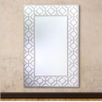Buy cheap Anti Scratch Modern Rectangular Wall Mirror For Home/ Hotel Decoration from wholesalers