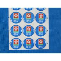 Buy cheap Jewelry 26mm clear epoxy stickers product
