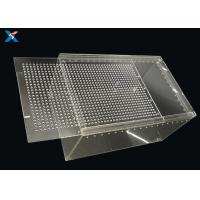 Buy cheap Customized Acrylic Modern Furniture For Raising Spiders / House Lizard from wholesalers