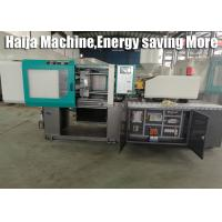 Buy cheap Double Toggle Clamp Injection Molding Machine , 565KN Injection Molding Plastic Machine from wholesalers