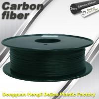 Buy cheap 1.75mm High Strength PLA 3D Printer Filament Carbon Fibre 3D Printer Filament product