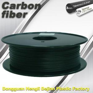 Buy cheap CarbonFiber  Filament  1.75mm 3.0mm .3D Printing Filament, 1.75 / 3.0 mm. product