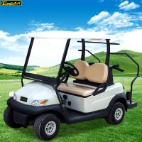 Buy cheap 4 Wheel Used Electric Golf Carts 48V With ADC Motor Italy Graziano Axle from wholesalers