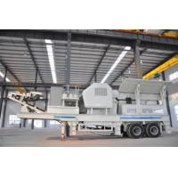 Buy cheap High efficiency of crushing, lower production costs,ZS Vertical Shaft Impact Crusher from wholesalers