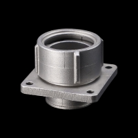 Buy cheap SS316 Turning Automotive CNC Machining Parts Sandblasted from wholesalers
