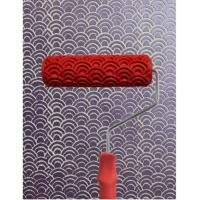 Buy cheap How To Texture A Wall-7 Decorative Texture Roller with Fish Skin cover, item# RY320T from wholesalers