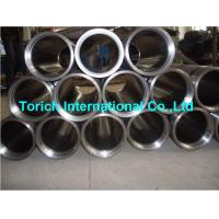 Buy cheap Honed Hydraulic Cylinder Tube EN10305-2 wtih Welded Precision Cold Drawn Steel Tube from wholesalers