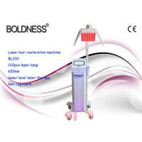 Buy cheap hair loss treatment Laser Hair Growth Machines Rejuvenation Fast Restoring Bald Head Natural from wholesalers