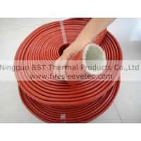 Buy cheap silicon coated fire protective sleeve from wholesalers