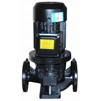 Buy cheap Electric Vertical Single Stage Centrifugal Pump , Inline Booster Pump For Chemical from wholesalers