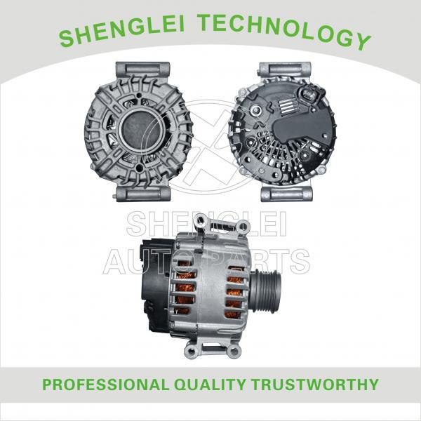 Buy cheap 06J903023H Audi Car Alternator 439814 06J903023B 06J903023G 12V 140A from wholesalers