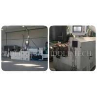 Buy cheap Conical Screw PVC Pelletizing Machine , High Capacity Pellet Extruder Machine from wholesalers