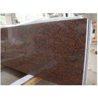 Buy cheap Imperial Red Polished Granite Stone Good Resistance To Corrosion from wholesalers
