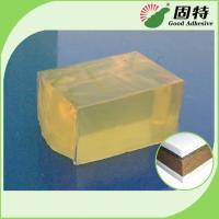Buy cheap Yellow Hot Melt Adhesive Pellets For Sticking Nylon Wire With Wood Veneer In Timber Splicing from wholesalers