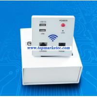 Buy cheap Multifunction USB Ethernet wall socket, hotel wifi router 300mbps from wholesalers
