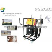 Buy cheap High Efficiency Polyurethane Spray Machine Insulation Sprayer 1.2 M3 / Min from wholesalers