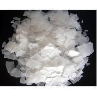 Buy cheap Opaque Crystals Chemical Intermediate Sodium Hydroxide Soluble In Water from wholesalers