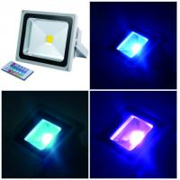 Buy cheap RGB flood lights fixtures from wholesalers
