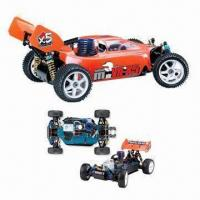 Buy cheap RC 1:10 Speed Master Electric Car with Dust-resistant Radio Box from wholesalers