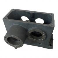 Buy cheap Truck Parts Body Ductile Cast Iron Die Mold Sand Casting Process Engine Transmission Housing product