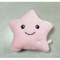 Buy cheap Pink Plush Toy LED Light Star Shaped Doll Plush Pillow from wholesalers