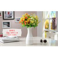 Buy cheap Jade jewelry high temperature ceramic vase ornaments / flower / vase from wholesalers
