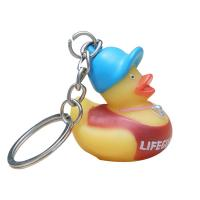 Buy cheap Funny Mini Rubber Ducks Shaped Toy Soft PVC Rubber Duck Keychain 5 Inch from wholesalers