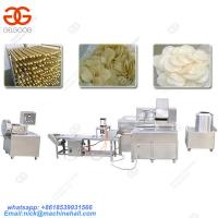 Buy cheap Commercial Prawn Cracker Making Line|Automatic Shrimp Cracker Making Line|Shrimp Cracker Making Line Suppliers from wholesalers