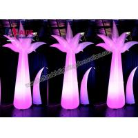 Buy cheap Outdoor Inflatable Scene Lighting Stage Decoration LED light Inflatable Flower from wholesalers