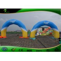 Buy cheap Portable Inflatable Finish Line Arch For Sports / Inflatable Arch Rental from wholesalers