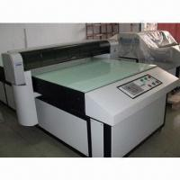 Buy cheap Digital Printer for Shoes and Bags, Materials are also Supply Digital Printing Service on Leather from wholesalers