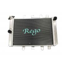 Buy cheap Water Cooling Aluminum ATV Radiator for YAMAHA ATV QUAD GRIZZLY YFM700/550 2007-2011 from wholesalers
