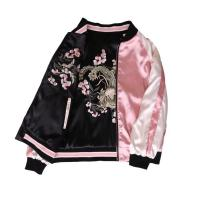 Buy cheap Long sleeve baseball training suit embroidery / winter women's soccer jacket  / quick dry coat women jacket from wholesalers