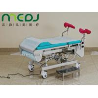 Multipurpose Urology / Gynecological Exam Table Remote Control Stirrup Detachable