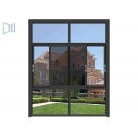 Economic Aluminium Replacement Windows , Space Saving Double Glazed Sliding Windows