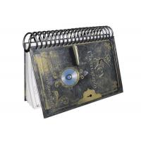 Buy cheap Custom Offset Paper Print Spiral Notebook Order Print Online from wholesalers